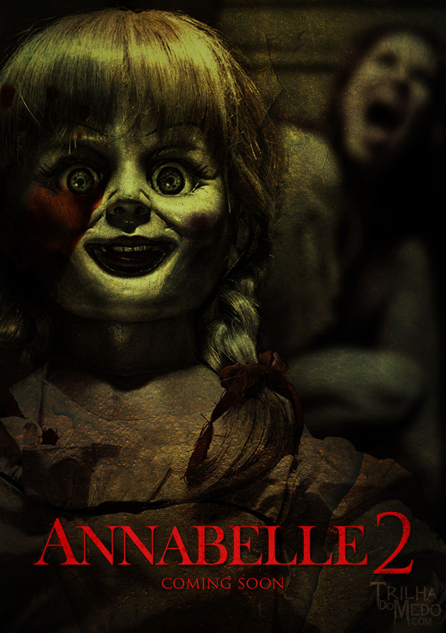 Αφίσα ANNABELLE CREATION